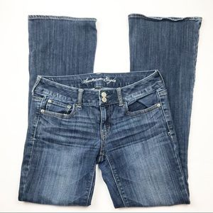 American Eagle Artist Flare Jeans Size 6 29x30